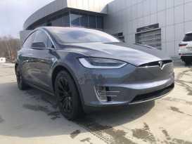 Владивосток Model X 2020