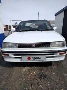 Карасук Corolla 1989