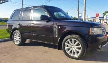 Новокузнецк Range Rover 2010