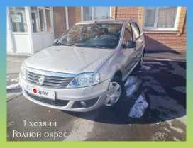 Томск Logan 2012