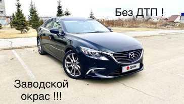 Абакан Mazda6 2015