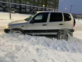 Оренбург Niva 2008