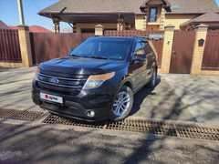 Омск Ford Explorer 2012