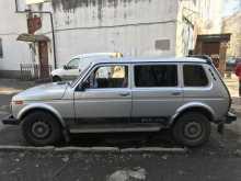 Москва 4x4 2131 Нива 2012