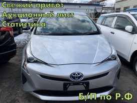 Комсомольск-на-Амуре Toyota Prius 2017
