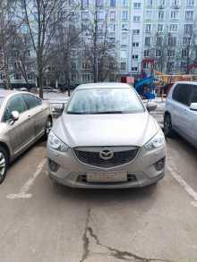 Москва CX-5 2012