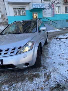 Челябинск Murano 2006