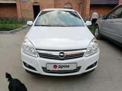 Томск Opel Astra 2012