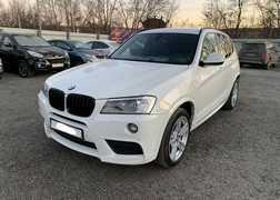 Пенза BMW X3 2012
