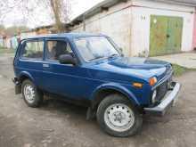 Москва 4x4 2121 Нива 2012