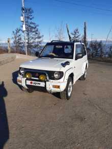 Северобайкальск Pajero Mini 1995
