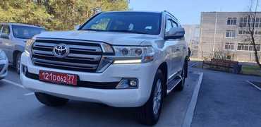 Сургут Land Cruiser 2019