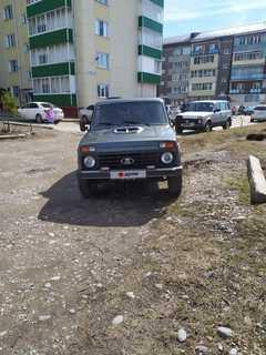 Горно-Алтайск 4x4 2121 Нива 1987