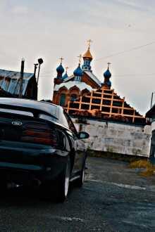 Новосибирск Mustang 1995