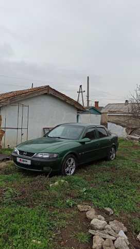 Старый Крым Vectra 1998