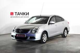Иркутск Nissan Almera 2014