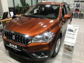 Санкт-Петербург Suzuki SX4 2021