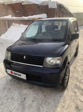 Новосибирск eK Wagon 2002
