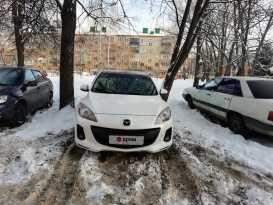 Чебоксары Mazda3 2012