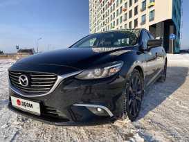 Тюмень Mazda6 2015