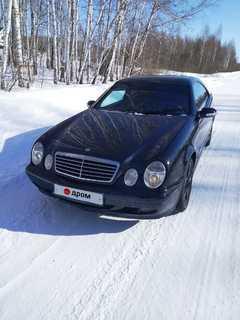 Шатрово CLK-Class 2002