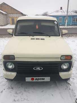 Алексеевка 4x4 2121 Нива 1997