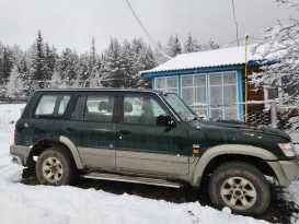 Усть-Кут Patrol 1998