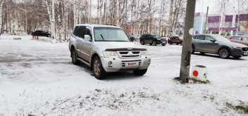Северодвинск Pajero 2004