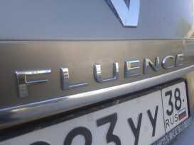 Усть-Кут Fluence 2011