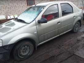 Уфа Logan 2012