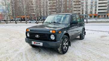 Екатеринбург 4x4 2131 Нива 2018