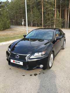 Томск Lexus GS350 2012