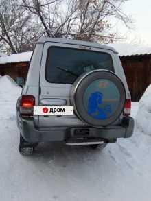 Горно-Алтайск Galloper 2001