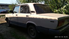 Омск 2107 1995