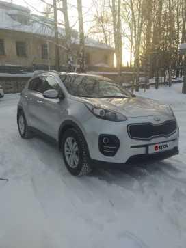 Сыктывкар Kia Sportage 2017