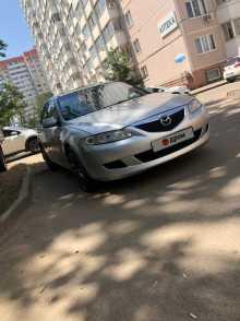 Краснодар Mazda6 2003