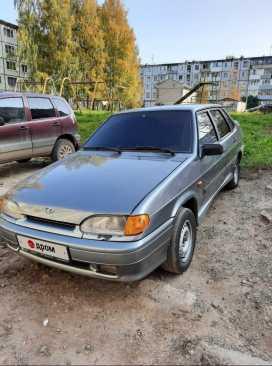 Вологда 2115 Самара 2011
