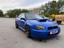 Барнаул Impreza WRX 2000
