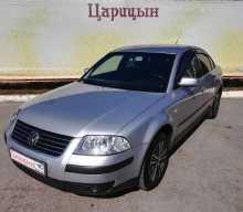 Волгоград Passat 2000