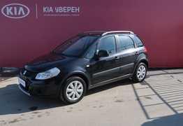 Новосибирск Suzuki SX4 2013