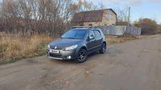 Хабаровск SX4 2010