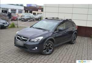 Калининград Subaru XV 2012