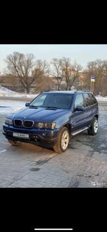 Чернянка X5 2001