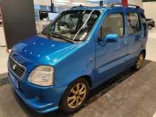 Тамбов Wagon R Plus 2001