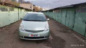 Москва Prius 2007