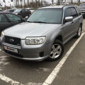 Орел Forester 2007