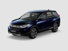 Москва Honda CR-V 2021