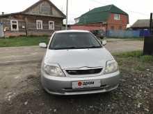 Тюмень Corolla Runx 2001