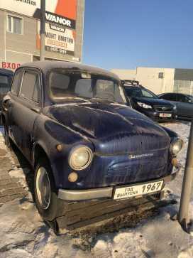 Барнаул Запорожец 1967
