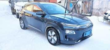 Новосибирск Kona Electric 2018